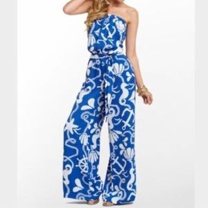 Nautical Lilly Jumpsuit